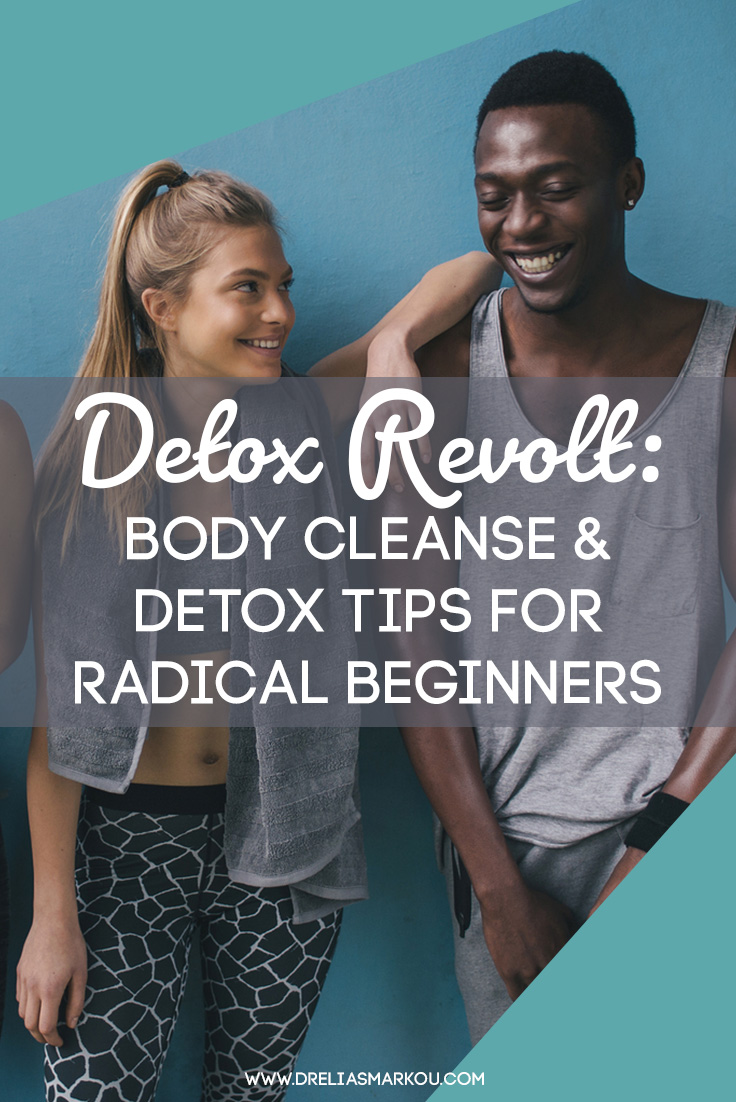 Athletes leaning against a wall - Body Cleanse & Detox Tips for Radical Beginners by Dr. Elias Markou  ND- The Detox Coach